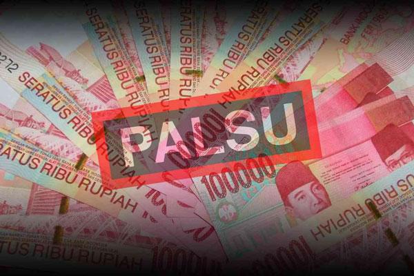 LAMPUNG POST | Uang Palsu pada Tahun Politik