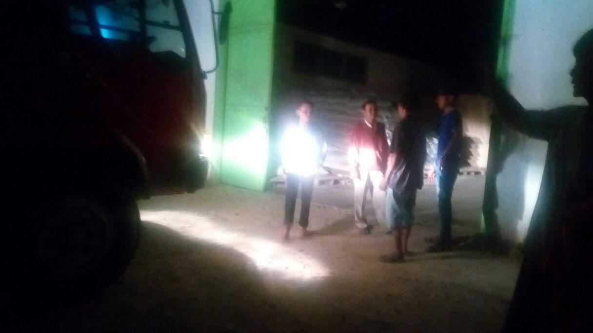 LAMPUNG POST | Pabrik Snack di Candi Mas Terbakar Kerugian Rp250 Juta