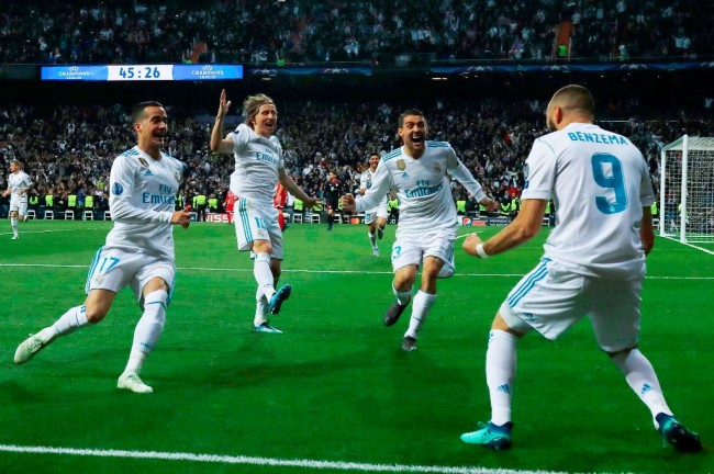 Imbangi Muenchen, Madrid Lolos ke Final Liga Champions
