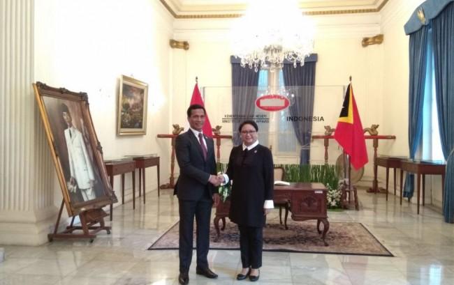 Indonesia-Timor Leste Sepakat Bangun Jembatan Penghubung