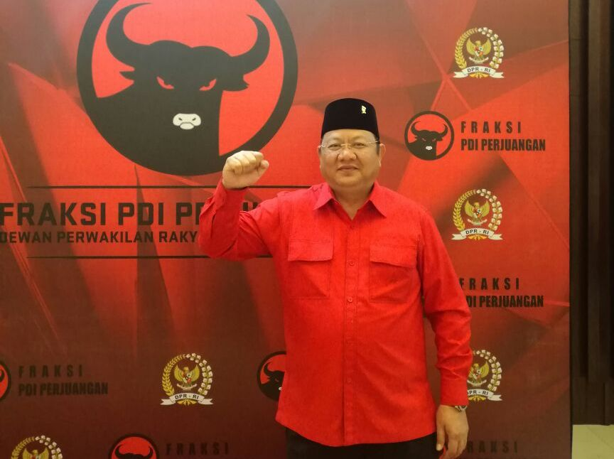 LAMPUNG POST | PDI Perjuangan Lampung Belum Pastikan Mengusung Calon Pilgub
