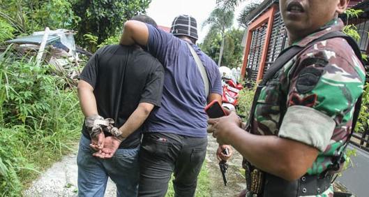 LAMPUNG POST | TNI Mediasi  Konflik Tahanan Rutan Pekanbaru