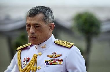 LAMPUNG POST | Raja Thailand Ditembak Dua Remaja dengan Pistol Mainan saat Bersepeda