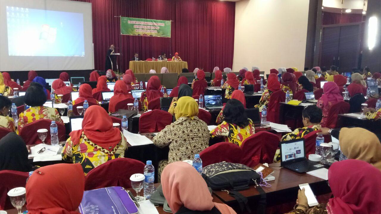 2018, BAP PAUD PNF Lampung Diberi Kuota Akreditasi 1.000 Lembaga