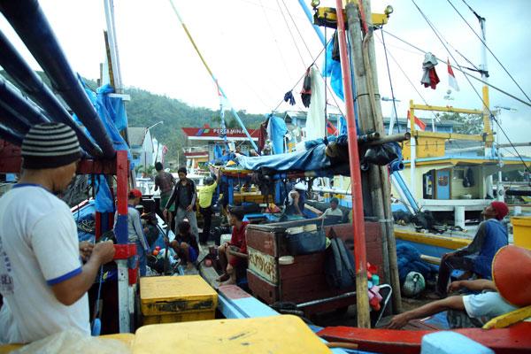 LAMPUNG POST | Jaring Asa Sang Nelayan