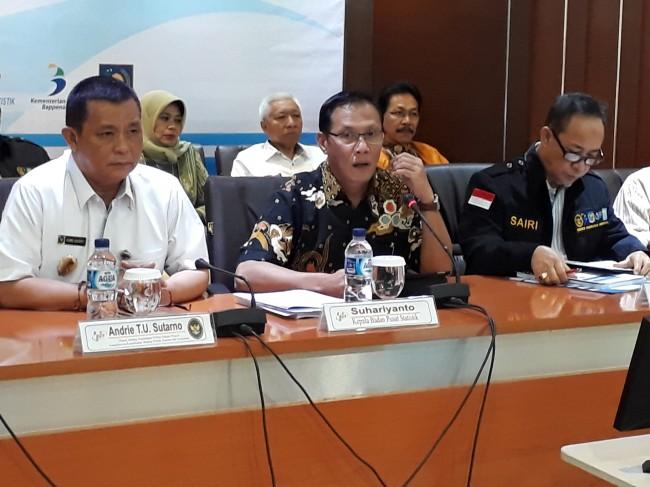 LAMPUNG POST | BPS Catat Penurunan Indeks Demokrasi Indonesia 2016