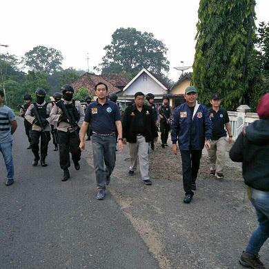 LAMPUNG POST | Polisi Gerebek Pasutri Tersangka Bandar Narkoba