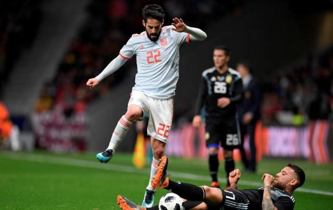 Spanyol Bantai Argentina, Ini Hasil Lengkap Laga Sepak Bola Malam Tadi
