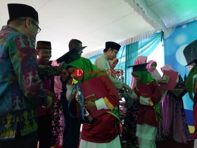 Cetak Hafiz Quran, SD IT Insan Kamil Bandarjaya Tuai Pujian