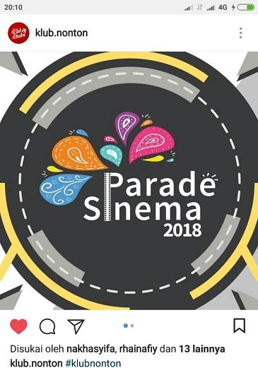 Bulan Apresiasi Film Hadir di Lampung
