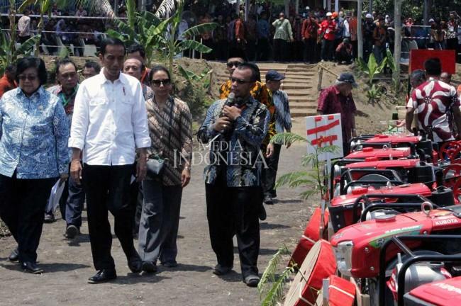 LAMPUNG POST | Jurus Jokowi Berdayakan Ekonomi Petani Lewat Perhutanan Sosial