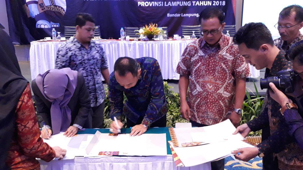 DPT Pilgub Lampung Capai 5.768.061 Jiwa