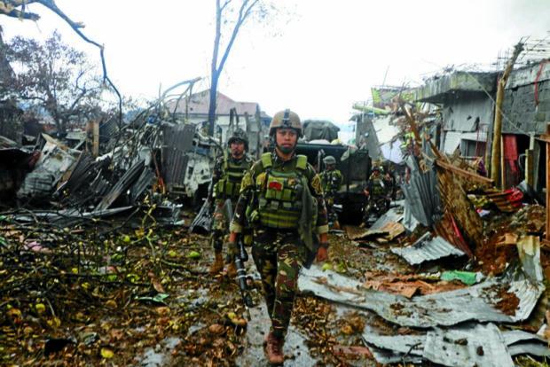 LAMPUNG POST | Militer Filipina Klaim Krisis Marawi Segera Berakhir