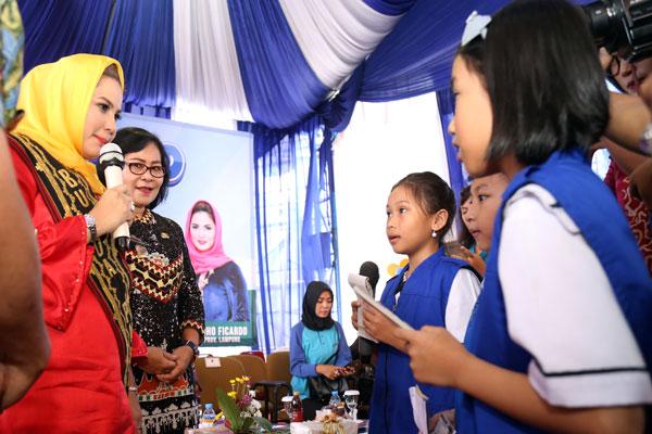 LAMPUNG POST | Anak PAUD Lampung Hebat!