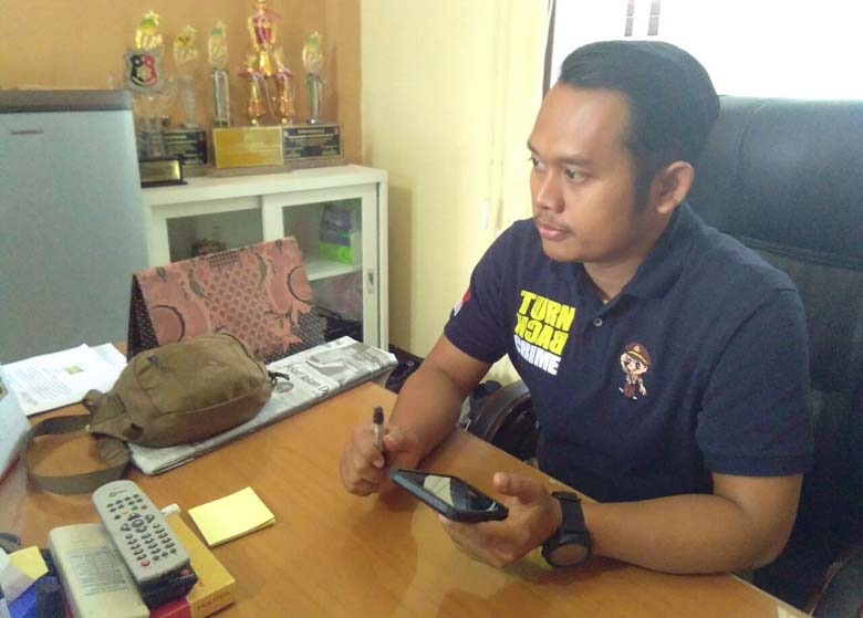 LAMPUNG POST | Tangkap Otak Perampokan, Terungkap Hasil Rampokan Kantor BPJS untuk Modal Beraksi di Pulau Jawa