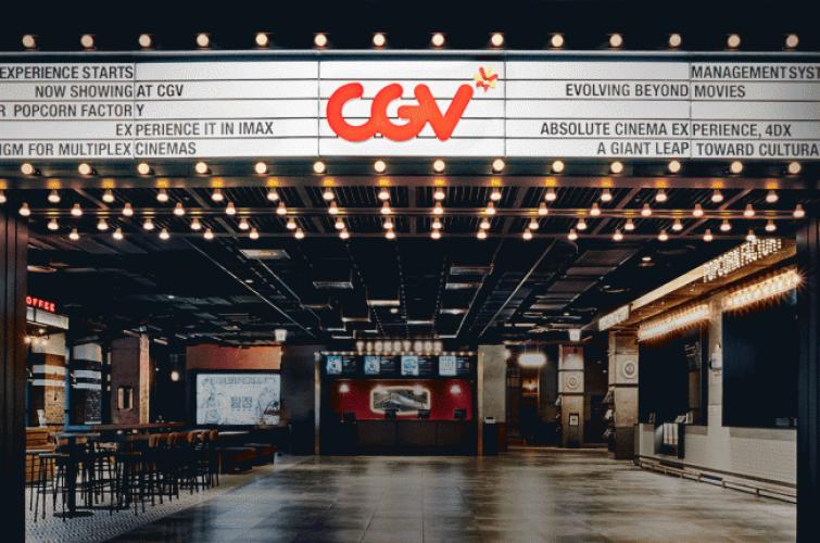 CGV Targetkan 10 Ribu Layar Bioskop hingga 2020