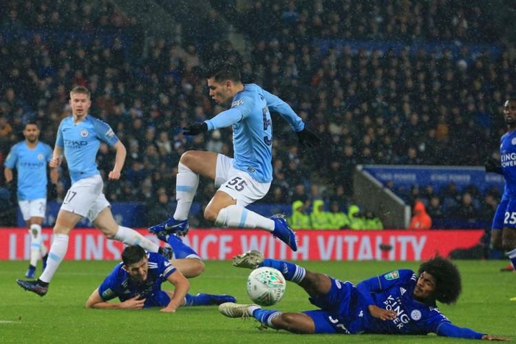 City Melaju ke Semifinal Usai Tekuk Leicester Lewat Adu Penalti