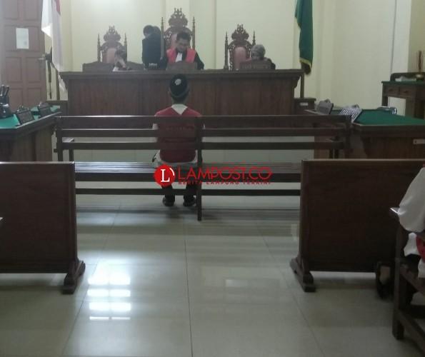 Curi Motor, Tukang Rongsok Dihukum 6 Bulan Penjara