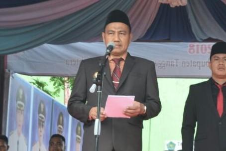 Zainal Abidin Programkan Bersih-bersih Kotaagung