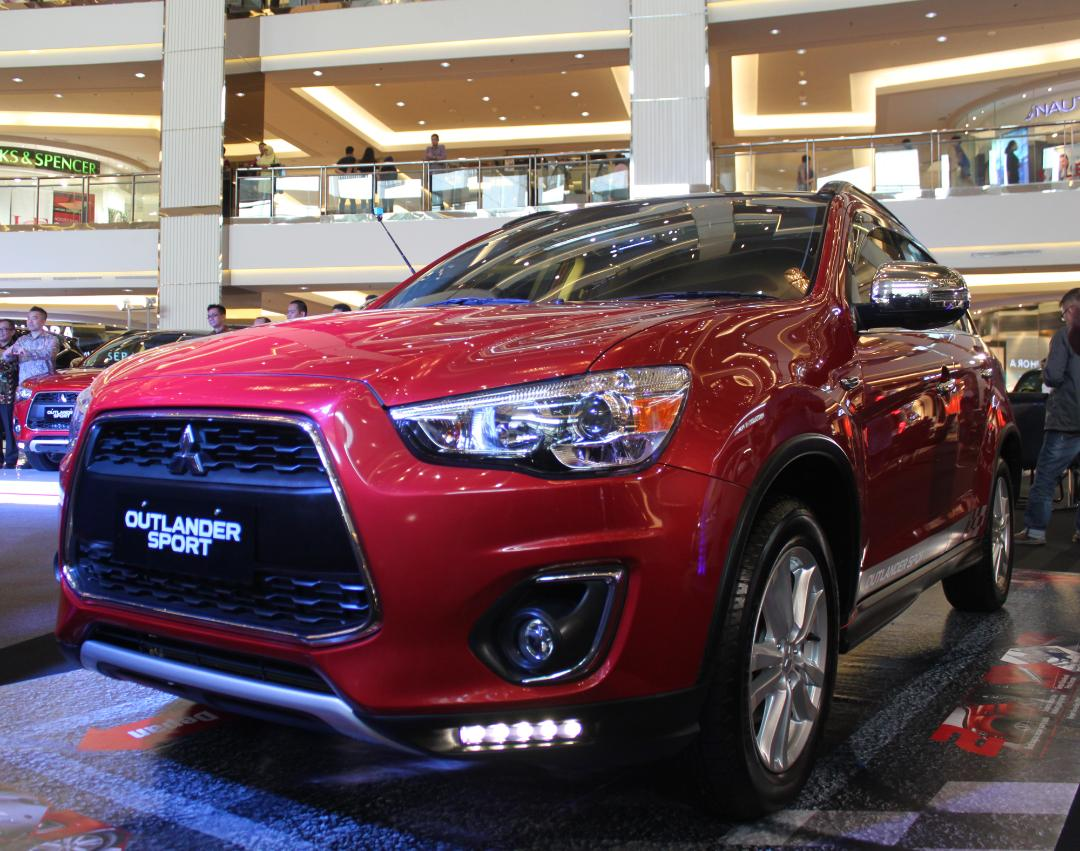 LAMPUNG POST | Mitsubishi Lakukan Kampanye Perbaikan 17.064 Unit Outlander Sport di Indonesia