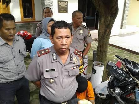 LAMPUNG POST | Tak Pandang Bulu, Motor Anggota TNI Pun Dicuri