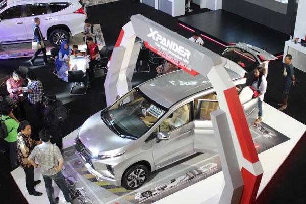 LAMPUNG POST | Mitsubishi Kenalkan Xpander di 3 Kota Sekaligus