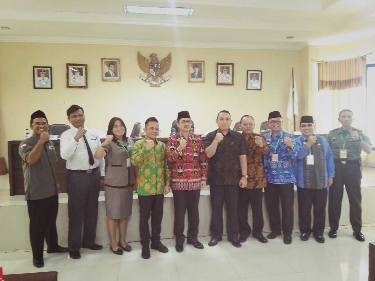 Bawaslu Lampung Gelar Rakor Pengawasan Pemilu Partisipatif di Lamsel