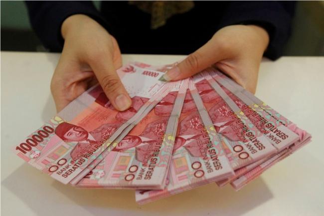 LAMPUNG POST   Awal Pekan, Rupiah Dibuka Menguat ke Rp13.308/USD
