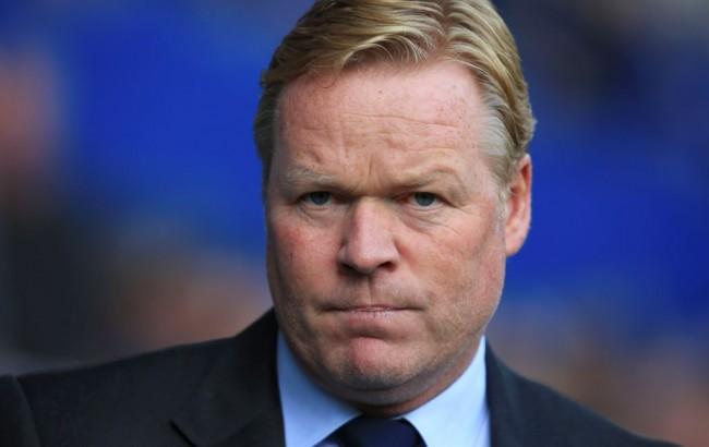 LAMPUNG POST | Koeman Pasang Badan atas Kekalahan Everton