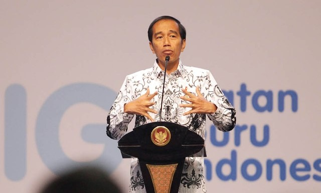 LAMPUNG POST | Jokowi Ogah Bocorkan Tiga Wilayah Calon Ibu Kota