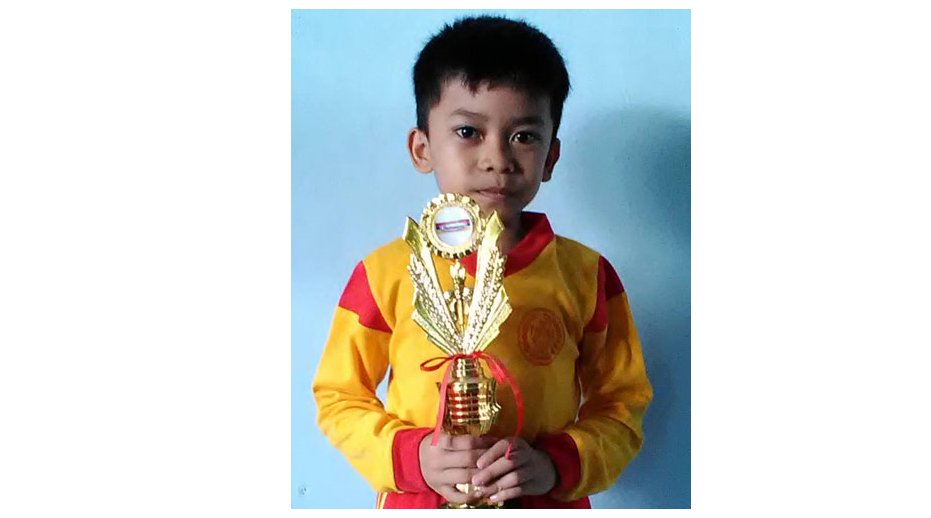 LAMPUNG POST | Iqbal, Juara Menghafal Surah Pendek