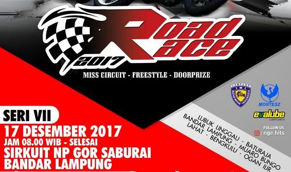 LAMPUNG POST | KJR Lampung Juara Umum Seri Montesz Road Race