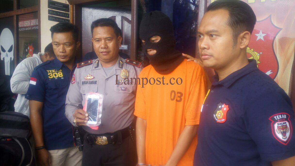 LAMPUNG POST | Ini Dia Daerah Rawan Jambret di Bandar Lampung, Waspada!