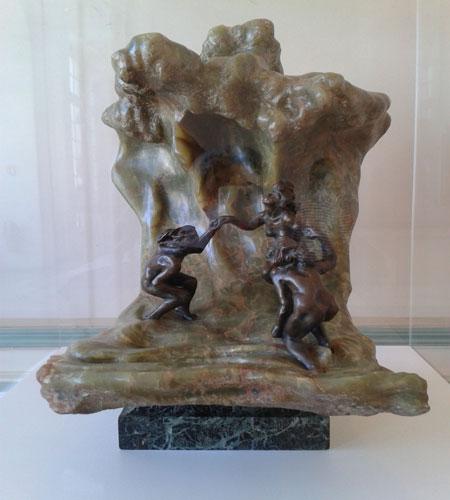LAMPUNG POST | Patung Raih Rekor