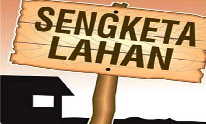 Massa Adukan Masalah Tanah ke DPRD Provinsi