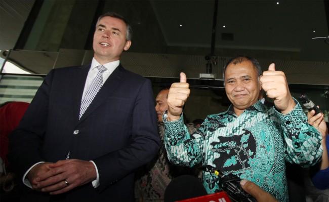 LAMPUNG POST | KPK Yakin Menang dalam Gugatan Praperadilan Setya Novanto