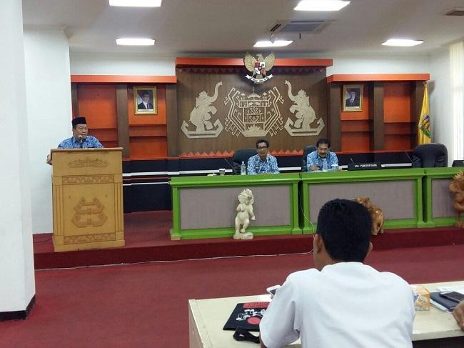 LAMPUNG POST | Dispora Lampung Unggulkan Empat Cabor di Kejurnas PPLP