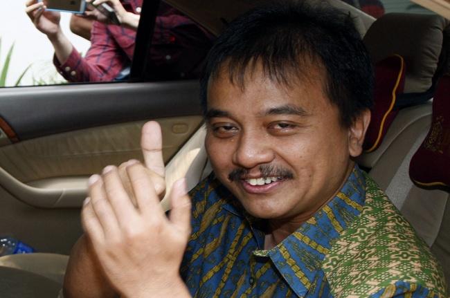 LAMPUNG POST | Roy Suryo Digugat Rp12,5 Miliar