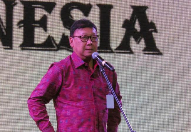 LAMPUNG POST | Almarhum Dhea Dapat Piagam Penghargaan dari Kemendagri
