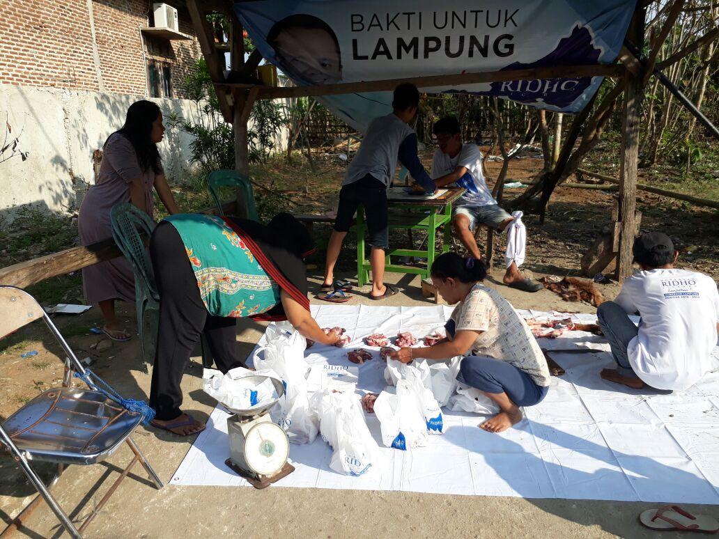 Komunitas Pemuda Pemudi Lampung Ajak Masyarakat untuk Berbagi