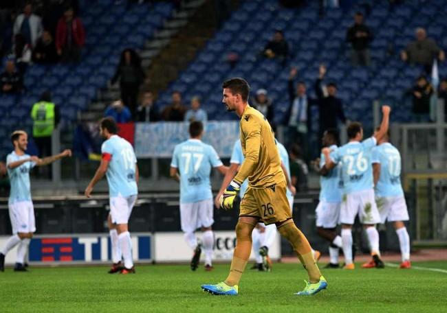 Tekuk Cagliari, Lazio Merangsek ke Papan Atas