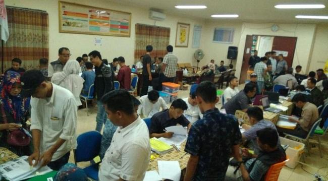 LAMPUNG POST | Ini Total Penyerahan Dukungan DPD RI Lampung