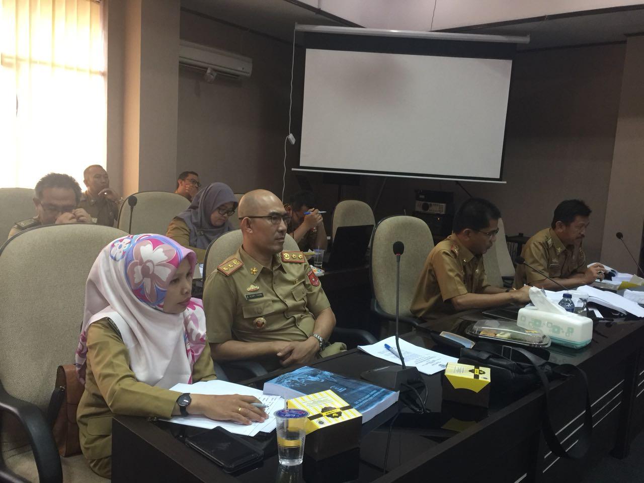 RPJMD 2017-2022 Pemkab Lampung Barat Dievaluasi