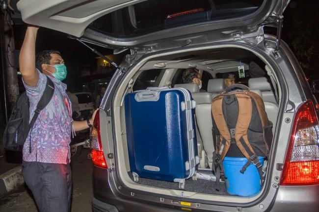 Saat Mobil Kecelakaan, Setya Novanto Dikabarkan Pingsan