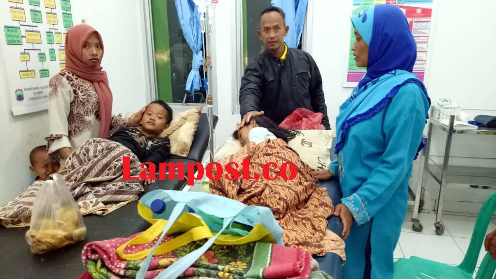 Diduga Keracunan,11 Anak-anak dan Remaja Ternyata Terserang Diare