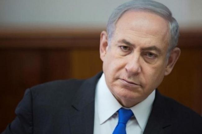 LAMPUNG POST | PM Netanyahu Munculkan RUU untuk Status Negara Yahudi