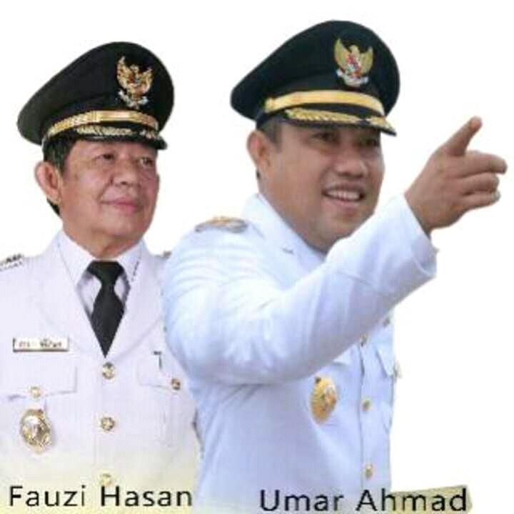 LAMPUNG POST | Umar Ahmad dan Fauzi Siapkan Rotasi Pejabat Perdana di Pemkab Tubaba