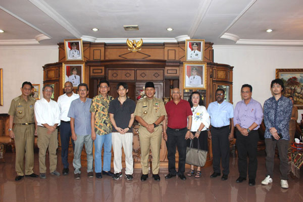 LAMPUNG POST | Investor Jepang dan Malaysia Lirik Lampung Tengah