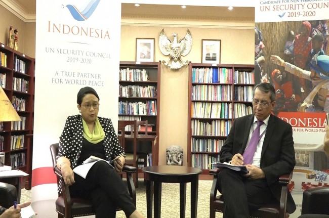 LAMPUNG POST | Indonesia Bakal Perjuangkan Rohingya di Sidang Umum PBB