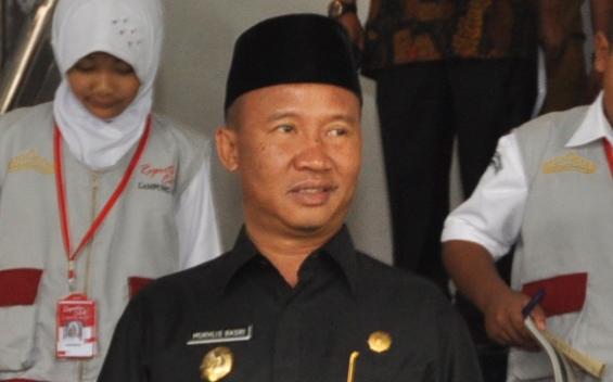 LAMPUNG POST | Mukhlis Basri Maju Pilgub bila Diperintah Megawati